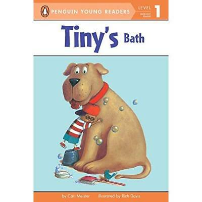 Tiny's Bath (A Viking Easy-to-read) - Paperback NEW Meister, Cari 1999-02-25