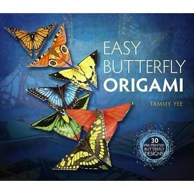 Easy Butterfly Origami (Dover Origami Papercraft) - Paperback NEW Tammy Yee(Auth