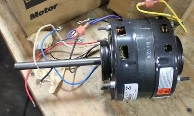 NEW DAYTON 5M049A BLOWER MOTOR: 1/10 HP, 1625 RPM 115 Volts