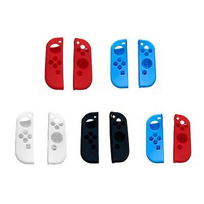 1pair Silicone Skin Cover Protector for Nintendo Switch Joy-Con Controller Great