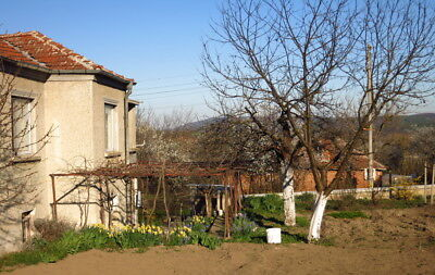 A rural house in the mountains just an hour from Burgas airport and sea