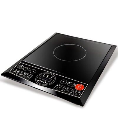 Electric Induction Cooktop Portable Kitchen Cooker Ceramic Cook Top @AU