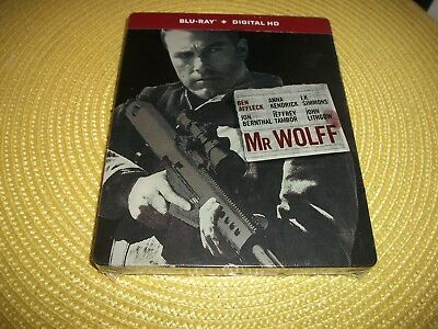 DVD blu-ray, MR Wolff, film aventure , neuf