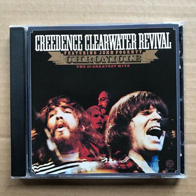 Creedence Clearwater Revival Chronicle Cd 20 Track Best Of Album Eu