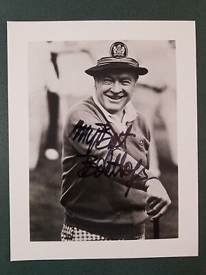Bob Hope-signed photo-69 - JSA