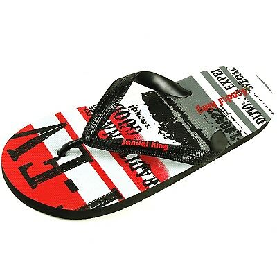 30219760137ece Mens Flip Flops Beach Sandals Comfortable Thongs Indoor Outdoor Summer Shoes  New