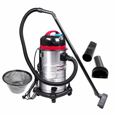 30L Industrial Bagless Wet & Dry Vacuum Cleaner and Blower Drywall Vac @AU