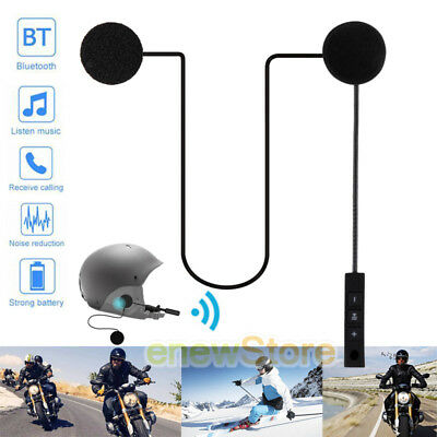 Wireless Bluetooth Motorcycle Headset Communication Systems for Motorbike Skiing