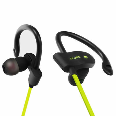 Bluetooth 4.1 Auriculares Inalámbrico Deportiva Cascos Estéreo In-Ear Con Mic RR