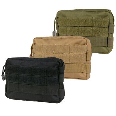 18275cdf456d TACTICAL WAIST PACK Belt Bag Camping Outdoor Hiking Military Molle Pouch  Wallet