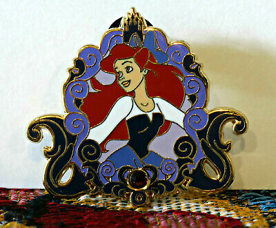 DISNEY FANTASY PIN ARIEL REVEAL CONCEAL LE 50 Pin New THE LITTLE MERMAID