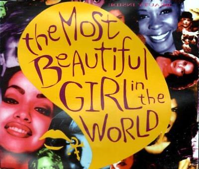 Prince - Most Beautiful Girl in The World (2 Trk CD / 1994)