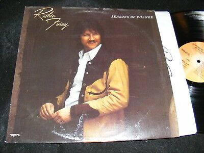 RICHIE FURAY, SEASONS of Change, LP record, Christian rock