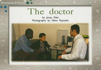 The Doctor by Jenny Giles (English) Paperback Book Free Shipping!