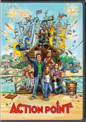 NEW Action Point DVD