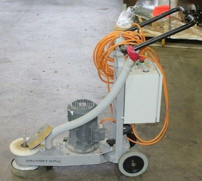 Lavina 7 N PRO Concrete Grinder Polisher 3HP Electric
