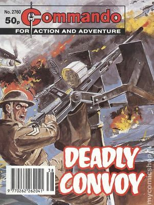 Commando for Action and Adventure (U.K.) #2760 1994 GD/VG 3.0 Stock Image