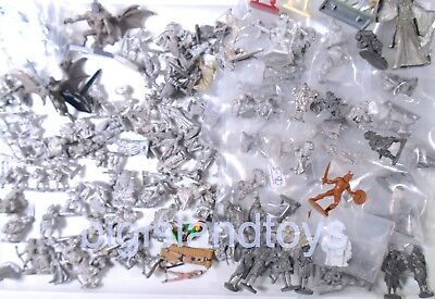 Vintage Dungeons & Dragons Miniatures Male Female 25mm 28mm [PICK /YOUR CHOICE]