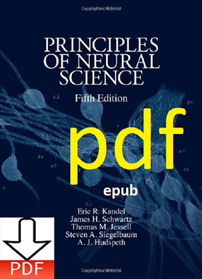 [PDF.EPUB] Principles of Neural Science, 5th Edition by Eric R. Kandel EB00Ks!!!