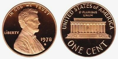 2006-S  Proof Lincoln Cent Nice Coins Priced Right Shipped FREE Deep Cameo