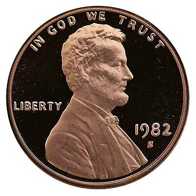 1982-S  Proof Lincoln Cent Nice Coins Priced Right Shipped FREE