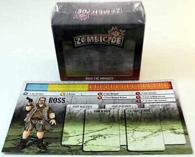 CoolMiniOrNot Boardgame Promo Figure - Ross, The Manager Box NM