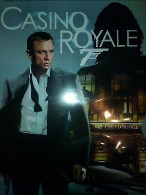 DVD CASINO ROYALE JAMES BOND 007 avec Daniel CRAIG