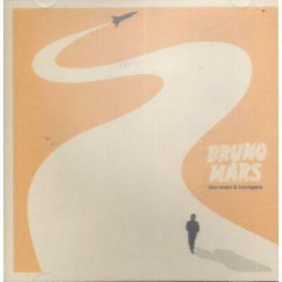 BRUNO MARS Doo Wops And Hooligans CD Europe Elektra 12 Track (7567883325)