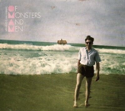 OF MONSTERS AND MEN - My Head Is An Animal - CD Album *Digipak*