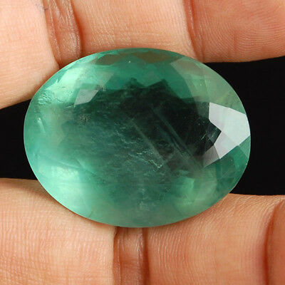 115.35 Cts Magnificent Huge Natural Fluorite Brilliant Colombian Green Gemstone