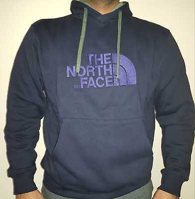 North Face Hoodie Tracksuit Pullover New Top Fleece Warm Winter Petrol S M L XL