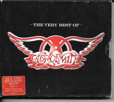 Cd Best Of 18 Titres--Aerosmith--The Very Best Of