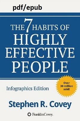 (PDF.EPUB) The 7 Habits of Highly Effective People: Powerful Lessons EBooKs !