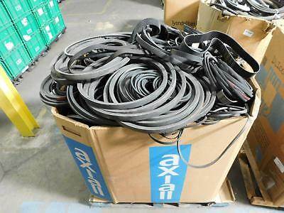 Lot of 675 Lbs Gates Wholesale Lot of Industrial Motor Belts T129353
