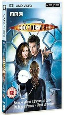 Doctor Who - The New Series: 4 - Volume 1 [UMD Mini for PSP], Very Good DVD, Phi