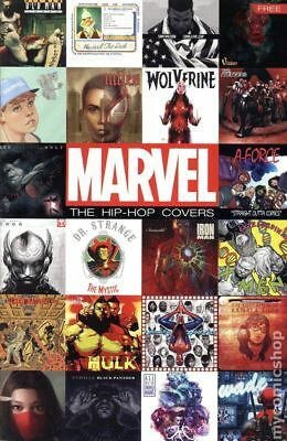 Marvel The Hip-Hop Covers Preview (Marvel) #1 2016 FN Stock Image