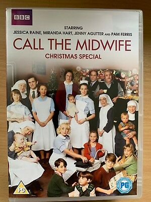 Call The Midwife - Christmas Special BBC Drama Series UK DVD