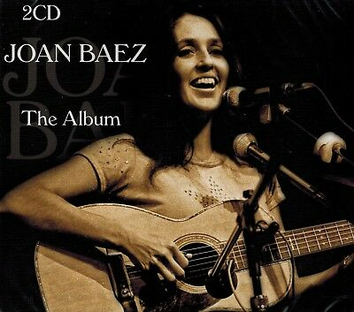 DOPPEL-CD NEU/OVP - Joan Baez - The Album