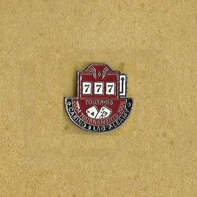 Casino Lac-Leamy Official 2004-05 Tournament Pin