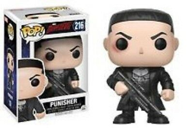 NIB Funko Pop Daredevil Punisher Vinyl Figure #216