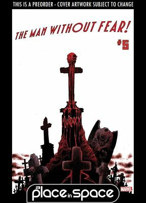 (Wk05) Man Without Fear #5A - Preorder 30Th Jan