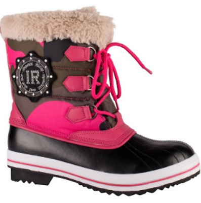 Imperial Riding colorful pink Stallschuhe Reitstiefel Gr.40 Winter