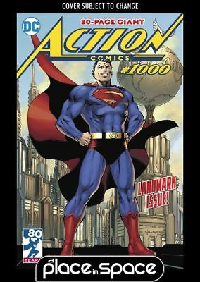 Action Comics, Vol. 3 #1000A - Jim Lee Cover (Wk16)