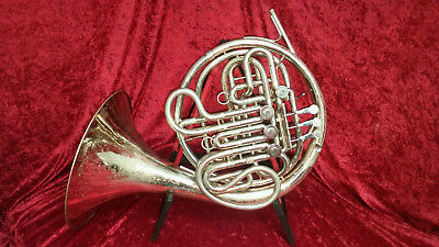 F/Bb Full Double French Horn, Reynolds Contempora