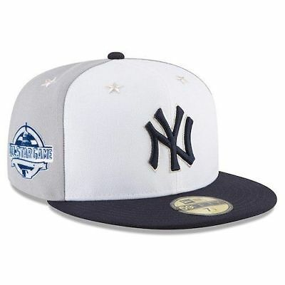 New Era MLB All Star Game On Field 59Fifty Fitted Hat New York Yankees Pick Size
