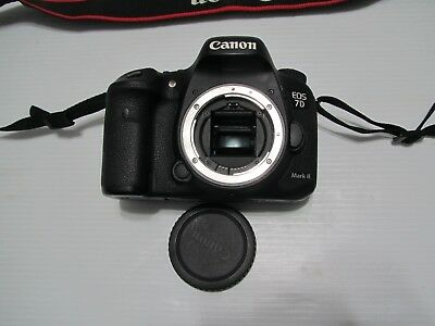 Canon EOS 7D Mark II (Actuations 41,827) 20.2MP Digital Camera-Black (Body Only)