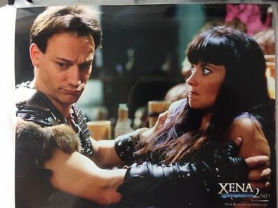 8x10 Photo from Xena the Warrior Princess Lucy Lawless B