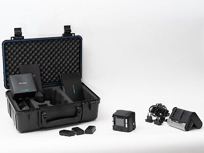 Phase One P45+ Digital Back For Mamiya Mount - with original case and 4 batts