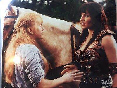 8x10 Photo from Xena the Warrior Princess Lucy Lawless C9