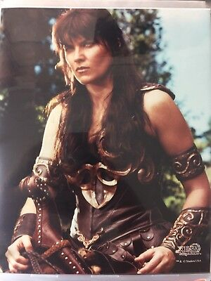 8x10 Photo from Xena the Warrior Princess Lucy Lawless C26